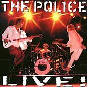 Police-Police Live  CD NEW