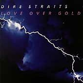 Love Over Gold [Remaster] by Dire Straits (CD, Apr-1984, Warner Bros.)