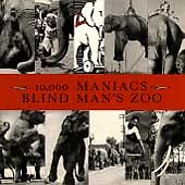 10,000 Maniacs - Blind Man's Zoo (1989)  CD  NEW/SEALED  SPEEDYPOST