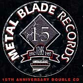 Metal-Blade-15th-Anniversary-2CD-Jul-1997-2-Discs-Metal-Blade-ARMORED-SAINT