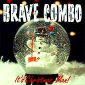 Its-Christmas-Man-by-Brave-Combo-CD-Sep-1992-Rounder-Select