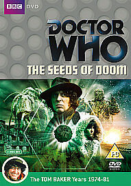 Doctor-Who-The-Seeds-of-Doom-DVD-Tom-Baker-as-Dr-Who-FACTORY-SEALED-Sladen