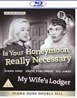 Is Your Honeymoon Really Necessary/My Wifes Lodger (Blu-ray/DVD, 2010, 2-Disc Set)