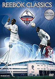 BWFC-Reebok-Classic-Collection-Bolton-v-Arsenal-DVD-2008-New-Sealed