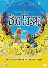 Big Fish (DVD, 2010)