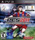 Pro Evolution Soccer 2011 (Sony PlayStation 3, 2010)