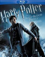 Harry Potter and the Half-Blood Prince (Blu-ray Disc, 2009, 2-Disc Set,...