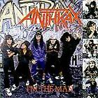 I'm the Man [EP] by Anthrax (Cassette, Jun-1990, Island Records)