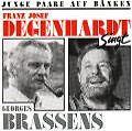 Junge Paare Auf Bänken von Franz Josef Degenhardt (1992)