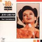 That's Entertainment! [CEMA] by Judy Garland (CD, Apr-1992, EMI-Capitol Special Markets)