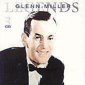Glenn Miller - Legends (triple CD set, 50 tracks)