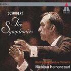 Schubert: The Symphonies (CD, Jun-1993, 4 Discs, Teldec (USA))