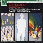 John Corigliano: Symphony No. 1 by John Sharp [Cello] (CD, Jun-1991, Erato (USA)) : John Sharp [Cello] (CD, 1991)