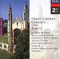 Große Chormusik von Cambridge Kings College Choir (1997)