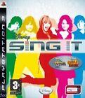 Disney Sing It (Sony PlayStation 3, 2008) - European Version