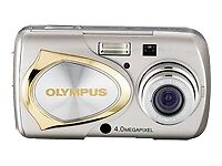 Olympus Compact Digital Cameras with Face Detection