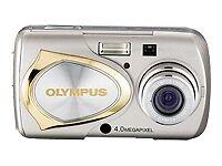 Olympus µ