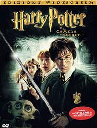 2 DISCHI Harry Potter e la camera dei segreti (2002) DVD NUOVO ORIGINALE RARO