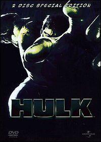 Hulk (2003) DVD