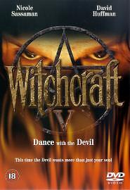 Witchcraft 5 - Dance With The Devil (DVD, 2003)