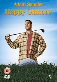 Happy Gilmore DVD 2008 - <span itemprop=availableAtOrFrom>OLDMELDRUM, Aberdeenshire, United Kingdom</span> - Happy Gilmore DVD 2008 - OLDMELDRUM, Aberdeenshire, United Kingdom