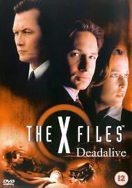 The X-Files - Dead Alive (DVD, 2001)