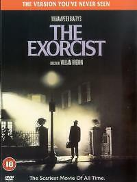 The Exorcist  - The Version You've Never Seen (DVD, 2001 release)
