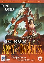 THE EVIL DEAD 3 ARMY OF DARKNESS 2 DISC DVD COLLECTOR039S EDITION BRUCE CAMPBELL - Ballymena, Antrim, United Kingdom - THE EVIL DEAD 3 ARMY OF DARKNESS 2 DISC DVD COLLECTOR039S EDITION BRUCE CAMPBELL - Ballymena, Antrim, United Kingdom