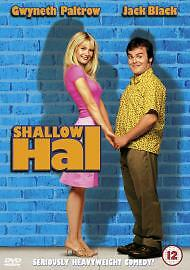 Shallow Hal DVD 2004 - <span itemprop=availableAtOrFrom>Welling, Kent, United Kingdom</span> - Shallow Hal DVD 2004 - Welling, Kent, United Kingdom