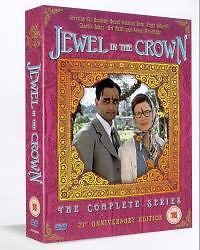 The Jewel in the Crown  The Complete Series