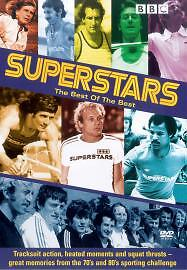 The Best Of Superstars (DVD, 2003)new/sealed,free postage uk