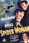 Sherlock Holmes And The Spider Woman (DVD, 2003)