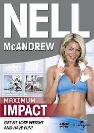 Nell McAndrew  Maximum Impact  Fitness Dvd - <span itemprop='availableAtOrFrom'>Coventry, Warwickshire, United Kingdom</span> - Nell McAndrew  Maximum Impact  Fitness Dvd - Coventry, Warwickshire, United Kingdom