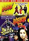 Breakdance / Breakdance 2 - Electric Boogaloo / Beat Street (DVD, 2004, Hip Hop Box Set)