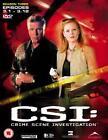 C.S.I. - Crime Scene Investigation - Vegas - Series 3 - Vol.1 (DVD, 2004, 4-Disc Set)