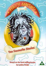 HAIRY MACLARY TEN FAVOURITE STORIES DVD  KIDS