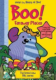 BOO FARAWAY PLACES DVD  2 DISC SET