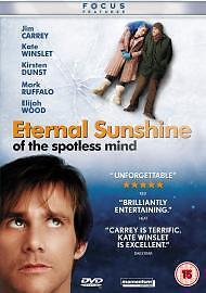 Eternal Sunshine Of The Spotless Mind (DVD, 2004)
