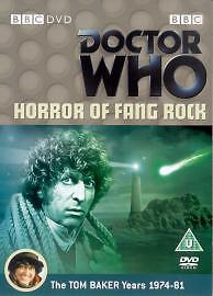 Doctor Who - Horror Of Fang Rock (DVD, 2005) - tom baker