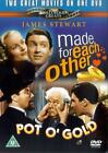 Pot Of Gold / Made For Each Other (DVD, 2004)