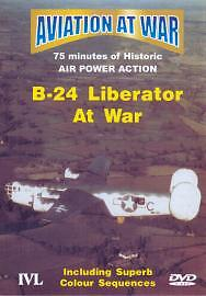 B-24 Liberator At War (DVD, 2005)