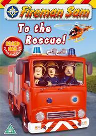 Fireman Sam  To The Rescue DVD 2005 - WARE, Hertfordshire, United Kingdom - Fireman Sam  To The Rescue DVD 2005 - WARE, Hertfordshire, United Kingdom