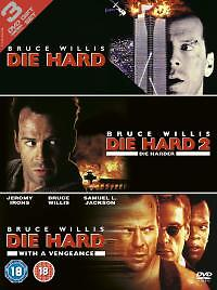 Die HardDie Hard 2 Die Hard With A Vengeance DVD 2005 3Disc Set - Cambridgeshire, United Kingdom - Die HardDie Hard 2 Die Hard With A Vengeance DVD 2005 3Disc Set - Cambridgeshire, United Kingdom