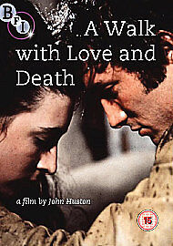 A Walk With Love And Death (DVD)