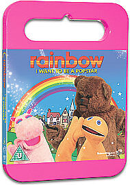 Rainbow - I Want To Be A Popstar (DVD, 2008) - Acceptable Condition
