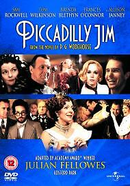 PICCADILLY-JIM-DVD-2006-Julian-Fellowes-Tom-Wilkinson
