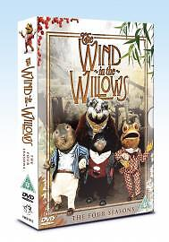 Wind-In-The-Willows-The-Four-Seasons-DVD-2006-4-Disc-Set-Box-Set-region-2