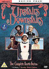 Upstairs Downstairs  The Complete Fourth Series DVD Good DVD Jenny Tomasin - <span itemprop=availableAtOrFrom>Rossendale, United Kingdom</span> - Your satisfaction is very important to us. Please contact us via the methods available within eBay regarding any problems before leaving negative feedback. Any defects, damages, or mat - Rossendale, United Kingdom