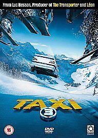 Taxi 3 (DVD, 2006)