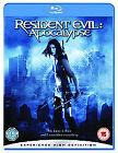 Resident Evil - Apocalypse (Blu-ray, 2007)
